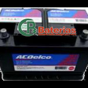 Bateria Automotiva Acdelco12V 70Ah 70D1/70E1