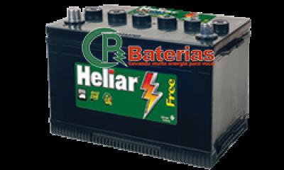 Bateria Automotiva Heliar 12V 90Ah HL90LD/90LE
