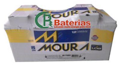 Bateria Automotiva Moura 12V 170AH M170BD/M170BE
