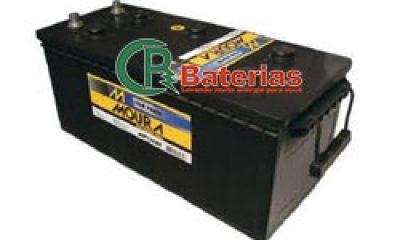 Bateria Automotiva Moura 12V 200Ah MP200PD