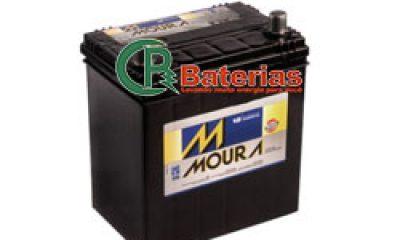 Bateria Automotiva Moura 12V 40Ah M40SD