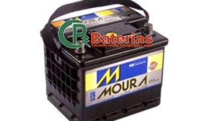Bateria Automotiva Moura 12V 50AH M50ED CX ALTA