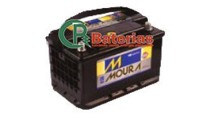 Bateria Automotiva Moura 12V 70Ah M70KD/M70KE