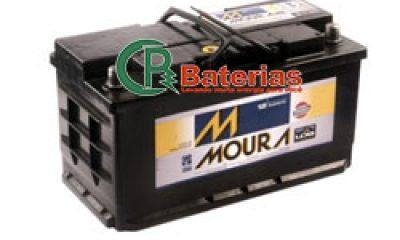 Bateria Automotiva Moura 12V 95AH M95QD