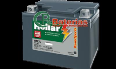 Bateria p/ Moto Heliar PowerSports HTZ-DL