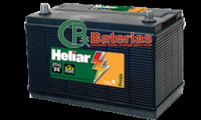 Bateria Automotiva Heliar 12V 100Ah RT100LE