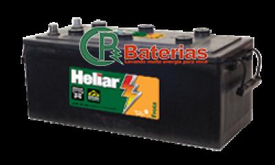 Bateria Automotiva Heliar 12V 150Ah RT150TD
