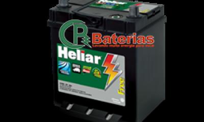 Bateria Automotiva Heliar 38Ah SL38JD