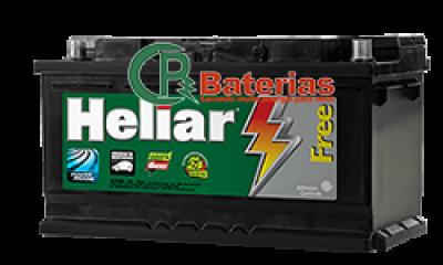 Bateria Automotiva Heliar 12V 95Ah SL95MD