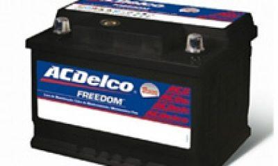 Bateria Acdelco12V 60Ah 60D1/60E1 (Original GM-Chevrolet)