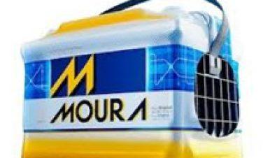 Bateria Moura 60Ah M60GD/M60GE (Original de Montadora)